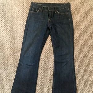 Citizens of Humanity low-rise bootcut jeans